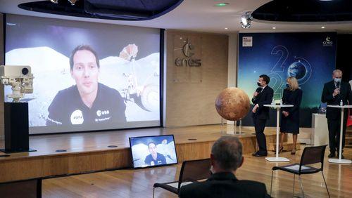 Aventuriers de l'Espace (2/4) : Thomas Pesquet : une ambition française pour l'Europe