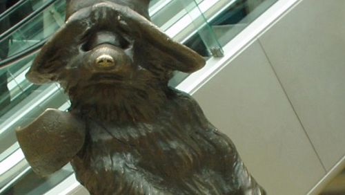 Look after this bear : Paddington