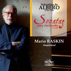 Sonate pour clavecin n°14 en Si bémol Maj - MARIO RASKIN