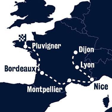 Le Tour de France en Tandem