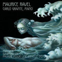 Miroirs M 43 : 1. Noctuelles - pour piano - CARLO GRANTE