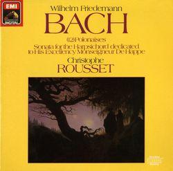 Polonaise pour clavecin en Ut Maj Fk 12 n°1 BR A 27 - CHRISTOPHE ROUSSET