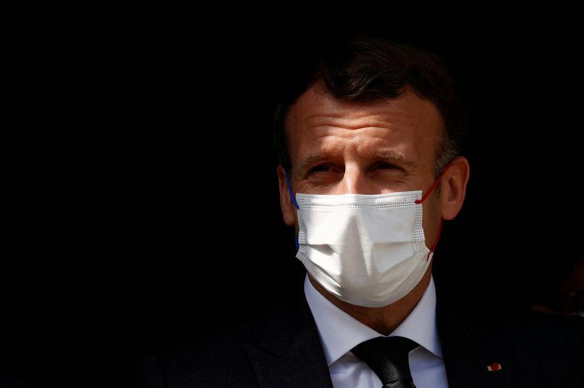 A un an de la Présidentielle, Emmanuel Macron choisit le terrain sécuritaire