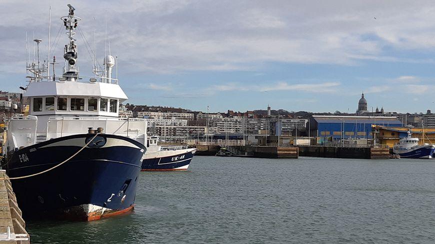 Plus de trois mois après l'entrée en vigueur du Brexit, des pêcheurs attendent toujours leurs licences