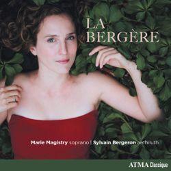 Le repos, l'ombre et le silence - pour soprano et ensemble instrumental - MARIE MAGISTRY