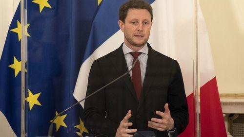 """Clément Beaune : """"Avec la protection sociale, la solidarité, le modèle européen nous a permis de faire face à la crise"""""""