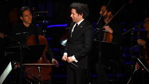 Le maestro Gustavo Dudamel nommé à la tête de l'Opéra de Paris