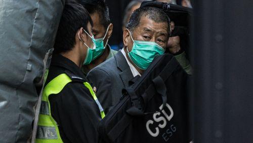 A Hong Kong, le dernier combat pour la démocratie de Jimmy Lai