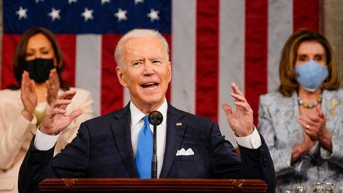 Fiscalité, dépense publique : peut-on comparer les États-Unis de Biden et la France ?