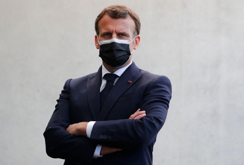 L'offensive sécuritaire d'Emmanuel Macron