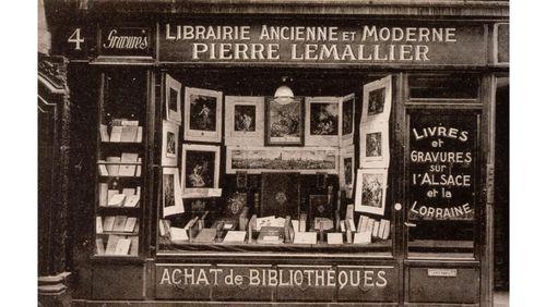 """Épisode 3 : Bernard Wallet : """"Je crois qu'on peut tomber amoureux de son libraire, car il vous emmène par la main vers des territoires inconnus"""""""
