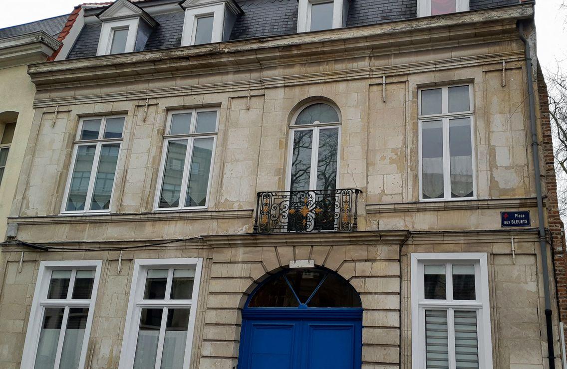 La résidence Villa Village à Lille