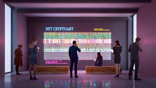 NFT, le crypto-art