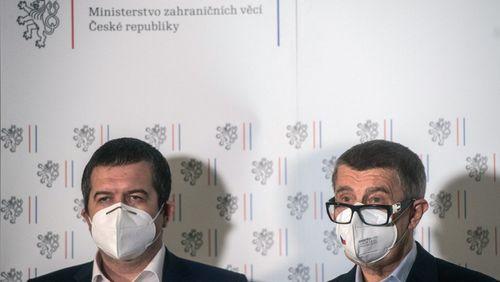 Une affaire de barbouzes au cœur d'une crise diplomatique entre la République tchèque et la Russie