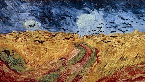 """Alain Damasio : """"Van Gogh regroupe les images en points de tension, comme si le ciel avait des noeuds"""""""