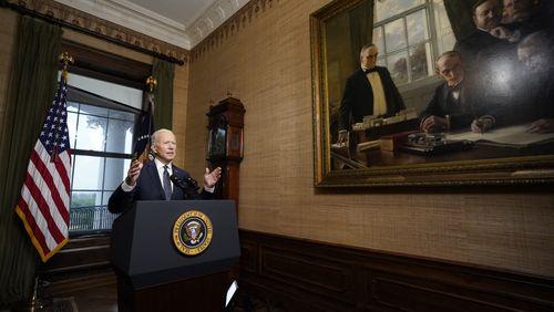 Biden : les 100 jours