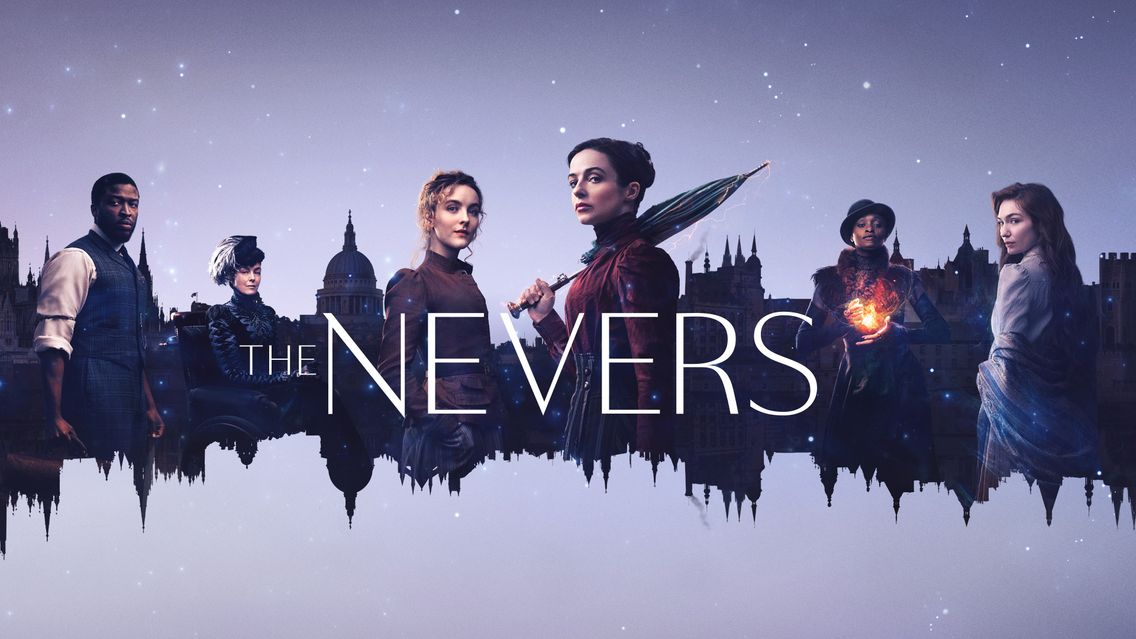 The Nevers © 2021 Home Box Office Inc All rights reserved HBO