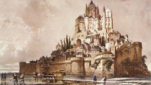Épisode 1 : Bretagne vs Normandie. À qui appartient le Mont-Saint-Michel ?