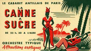 Une petite anthologie de la chanson grivoise et paillarde aux Antilles-Guyane