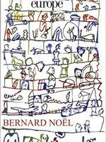 Europe, n° 981-982 Bernard Noël