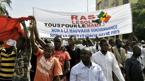 """""""Le Mali n'est pas pauvre, le Mali est pauvrement géré"""""""