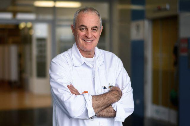 L'infectiologue et épidémiologiste Didier Pittet a présidé la mission indépendante, accompagné de quatre autres experts.