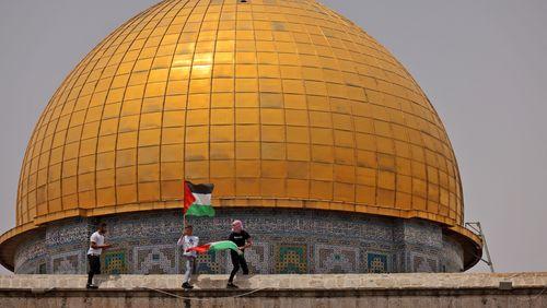 Épisode 1 : Jérusalem, guérilla urbanistique