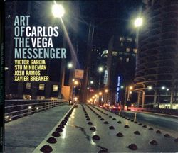 Art of the messenger - CARLOS VEGA