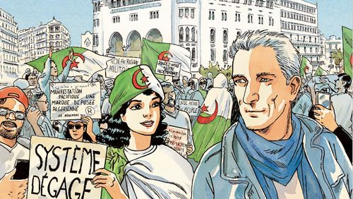 La bande dessinée peut-elle réconcilier les mémoires algériennes ?