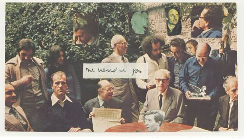 """Nuit de l'Oulipo 1/2 (9/11) : François Le Lionnais : """"La protohistoire de l'Oulipo, ce sont les """"Cent mille milliards de poèmes"""" de Raymond Queneau"""""""