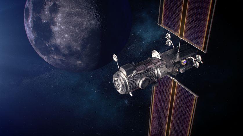 Lune : retour à la base