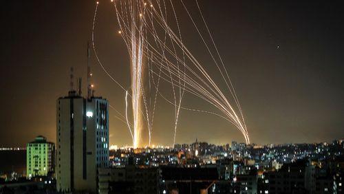 Déluge mortel de roquettes entre Israël et Gaza