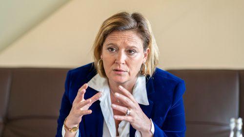 """Olivia Grégoire : """"la crise a révélé le caractère essentiel des acteurs associatifs"""""""