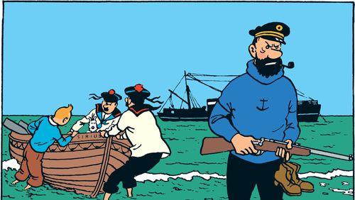 Nuit Tintin, Haddock…et la Castafiore ! (6/10) : Les Aventures de Tintin - Le Trésor de Rackham le Rouge : Parties 1 à 6