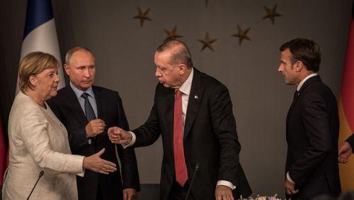 Exercice géopolitique, cycle Europe (1/4) : L'Europe face aux voisins russe et turc : la frontière par Luuk van Middelaar