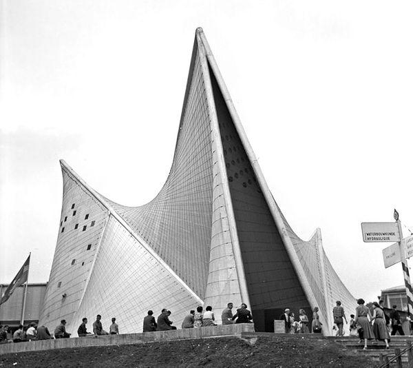 Le Pavillon Philips