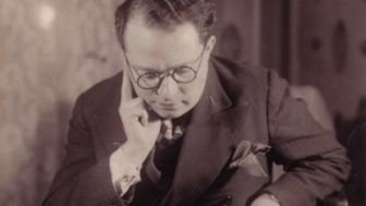 """Nuit de l'Oulipo 1/2 (1/11) : """"François Le Lionnais avait une curiosité universelle servie par une mémoire proprement fantastique, quasiment pathologique"""""""