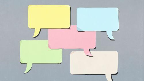 Parler de tout et de rien nous manque plus qu'on ne le pense