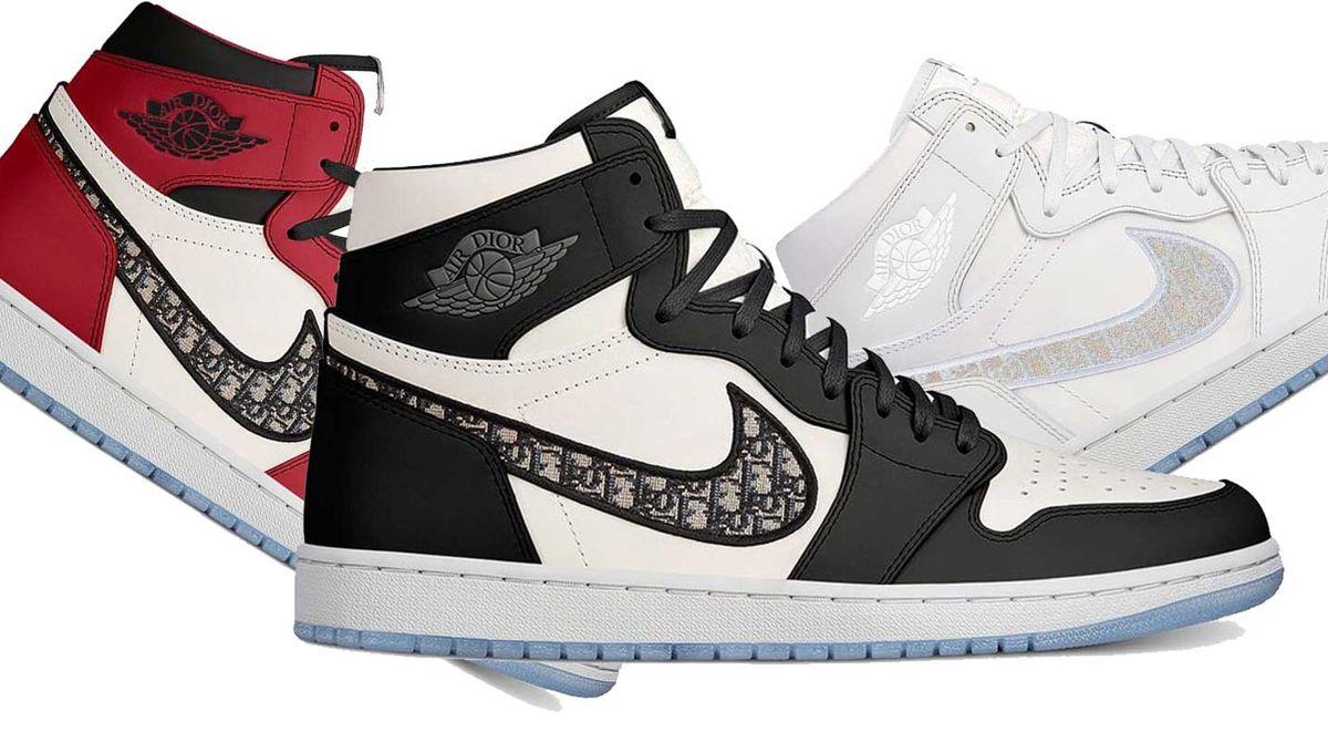 Dior x Air Jordan 1 : bientôt des nouveaux coloris ?