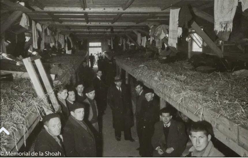 Histoire : découverte d'un film tourné en 1941 dans le camp de Beaune-la- Rolande