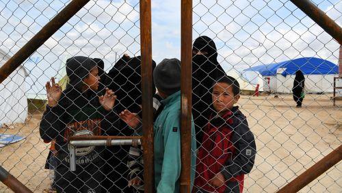 Le retour des enfants de la zone irako-syrienne