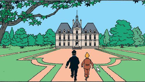 Nuit Tintin, Haddock…et la Castafiore ! (9/10) : Les Aventures de Tintin - Le Trésor de Rackham le Rouge : Parties 18 à 21