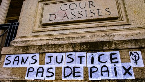 La justice en débat