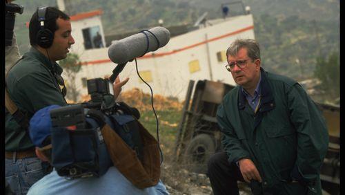 Charles Enderlin, un correspondant à Jérusalem pendant 34 ans