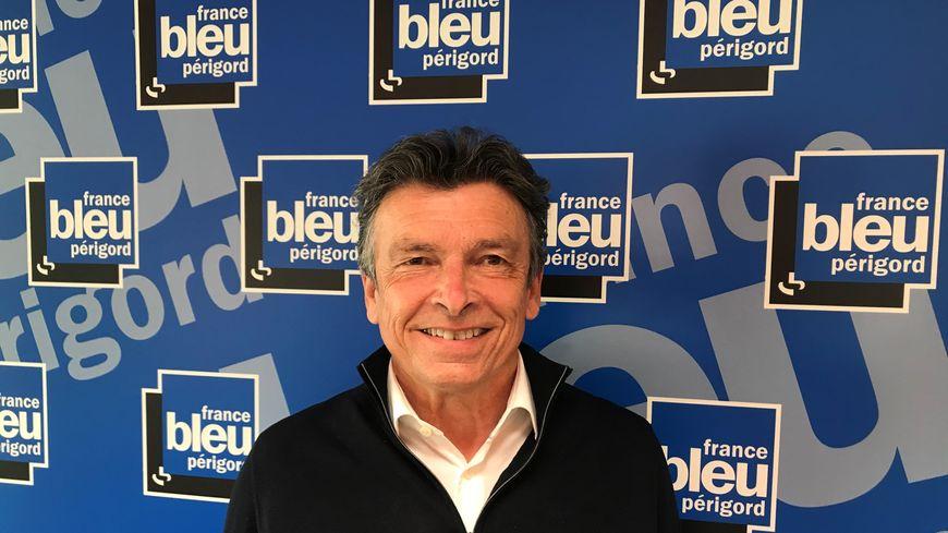 Thierry Boidé, tête de liste Mouvement de la ruralité en Dordogne pour les élections régionales