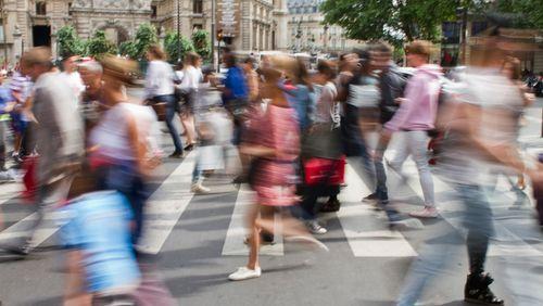 Paris vu par Eric Hazan : le tumulte des rues