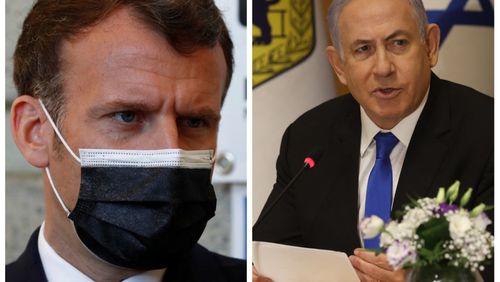 Efficacité, sécurité, souveraineté : les enjeux de 2022/  L'embrasement israélo-palestinien