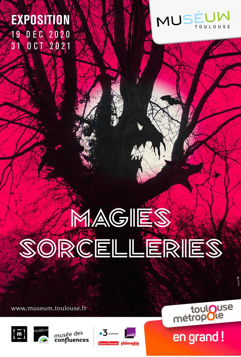 Exposition Magies-Sorcelleries