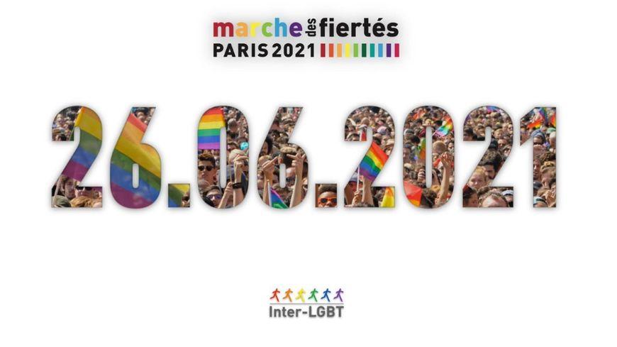 Paris : la Marche des Fiertés LGBT aura lieu le samedi 26 juin sans chars  ni sonorisations