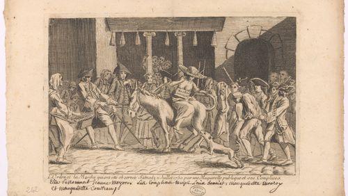 La Maréchal (1702-1761) ou le destin d'une mouche (2/2) : Miel et vinaigre.